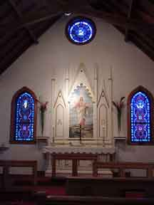 Elegantly restored chapel